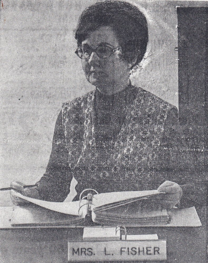 Louise Fisher